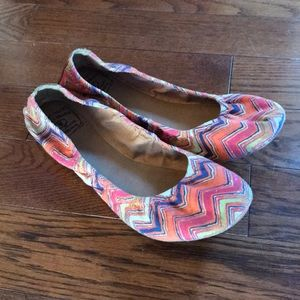 Multicolor Lucky Brand slip lbs - gently used